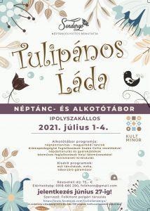 7. Tulipános Láda Néptánc- és Alkotótábor