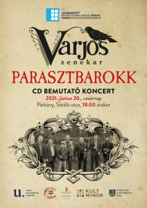Varjos Zenekar CD bemutató koncert