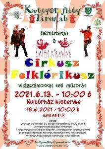 Kuttyomfitty Társulat: Cirkus Folklórikusz