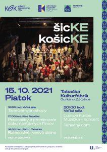 Stretnutie priateľov folklóru šicKE-košicKE / Folklórkedvelők találkozója